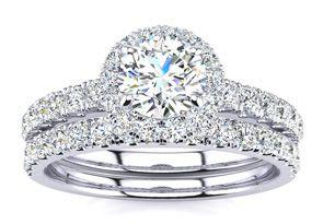 Diamond Bridal Sets SuperJeweler
