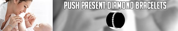 Push Present Bracelets