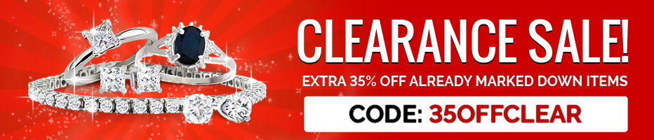 Super Jeweler Coupon - 40% Off Clearance on After Christmas Clearance Sale