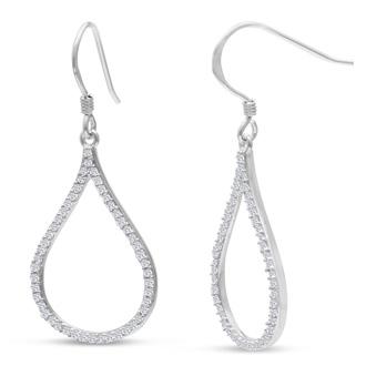 1/2ct Diamond Kiss Earrings