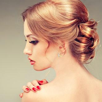 Elegant Swarovski Elements Dust Huggie Hoop Earrings