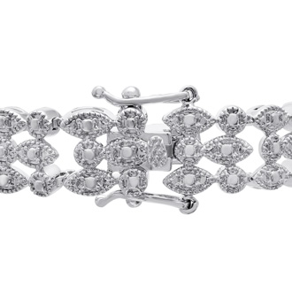 BD61 Coupon Code Will Work On This 1ct Bracelet. 