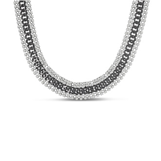 Crystal Link Collar
