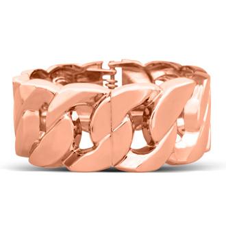 Chain Rose Cuff