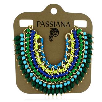 Fresh Chain Statement Necklace