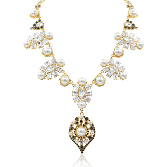 Countess Collection   Luann De Lesseps   Pearl and Crystal ...