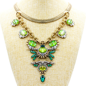 Countess Collection   Luann De Lesseps   Emerald and ...