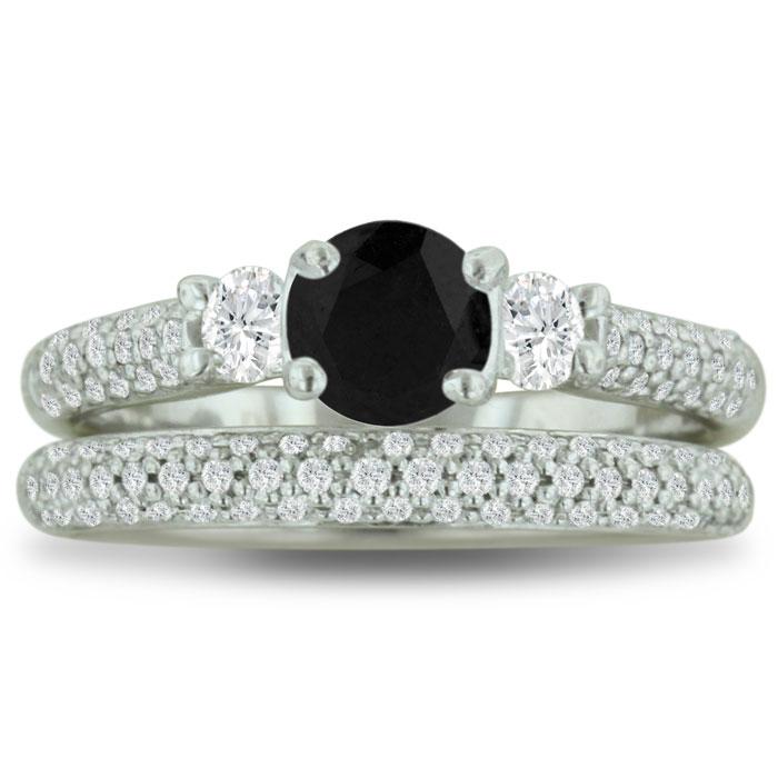 Ritani 1.35 Carat Diamond Engagement Ring in Platinum, , SI1-SI2 by SuperJew..