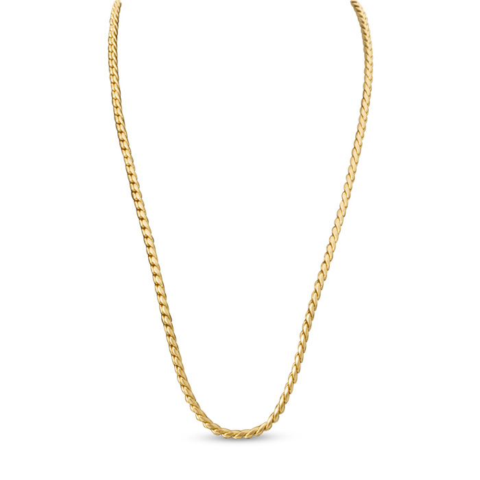 Dainty Chain Necklace by Passiana