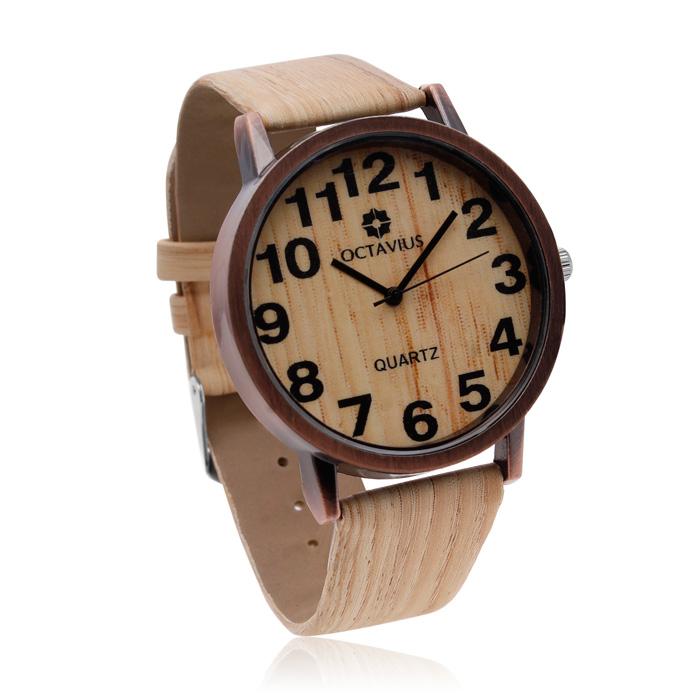 Image of Octavius Men's Renewable Watch - Pine