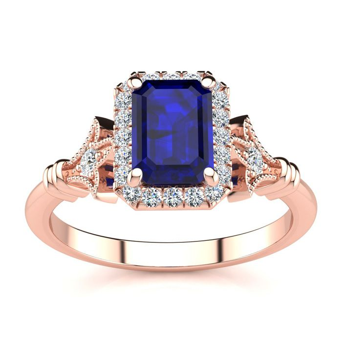 center with round halo ct carat ring tear in double bs yellow drop gold diamond detail and shank engagement sapphire tw