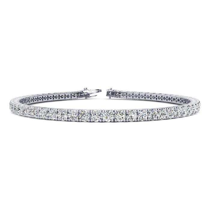 5.75 Carat Round E-F Color Colorless Diamond
