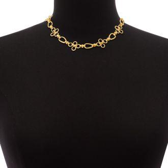 Ornate Link Necklace