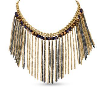 Iridescent Strand Necklace