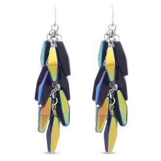 Midnight Dangle Earrings