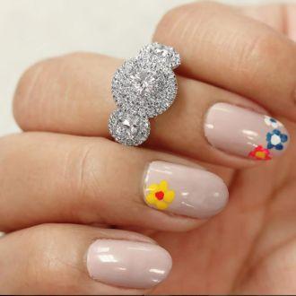 La Gigante! The Hugest Ladies' 2 Carat Engagement Ring In SuperJeweler History!