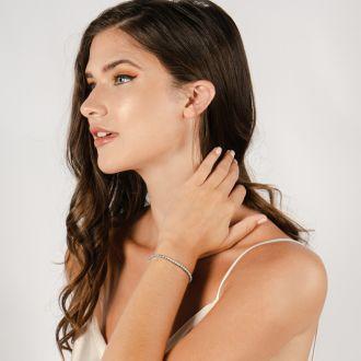 1/2 Carat Diamond Adjustable Bolo Bracelet.  Our #1 1/2 Carat Bracelet!