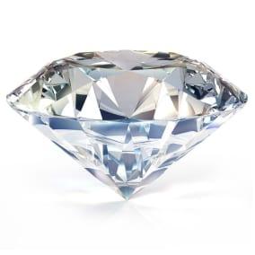 2 Carat Loose Diamond,  H-I Color, SI3-I1 Clarity Enhanced