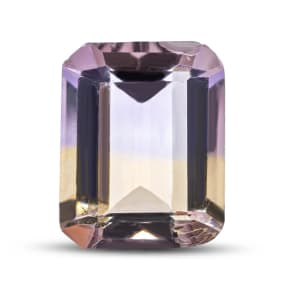 Previously Owned 3 Carat Octagon Shape Ametrine (10x8mm)