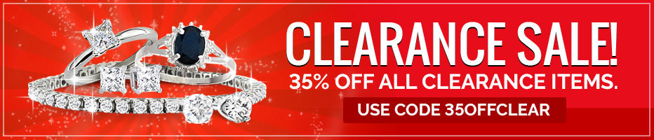 35% Off Clearance Sale!
