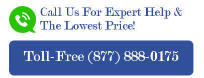 Call us for Expert Help & The Lowest Price - Toll Free (877) 888-0175