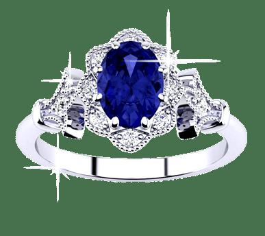 Gemstone Rings From SuperJeweler