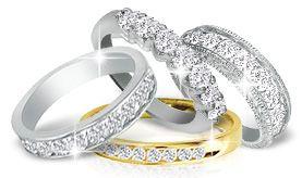 Diamond Wedding Bands