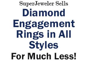 SuperJeweler Sells Diamond Engagement Rings in All Styles For Much Less!
