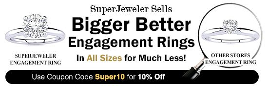 Get a Bigger Better Diamond for much less!