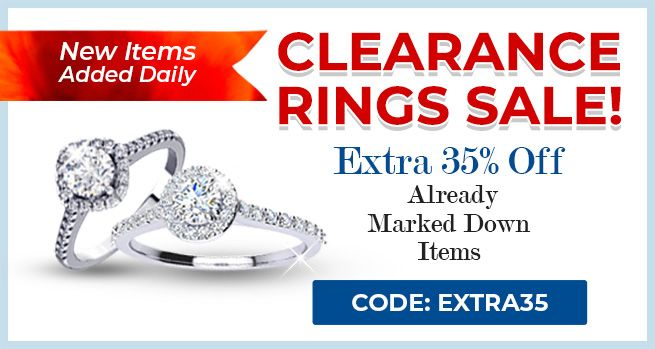 Clearance Sale! Extra 35% Off Already Marked Down Items - Code: Extra35