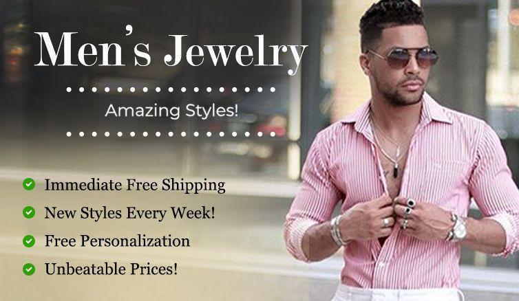 Men's Jewelry - Amazing Styles