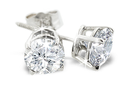 Win $5,000 Diamond Studs!