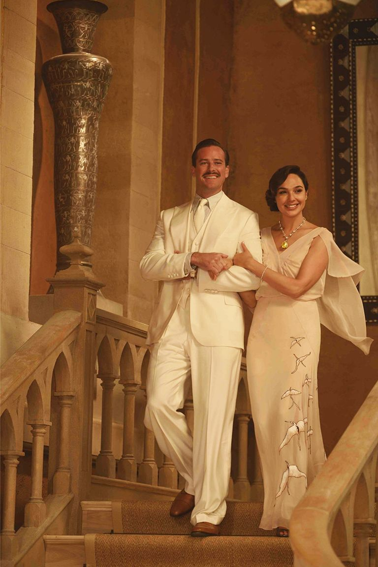 Death on the Nile: A New Film with Dazzling Eye-Candy