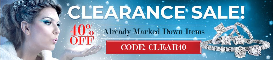 Clearance Sale. 40% Off Already Marked Down Items. Code: Clear40
