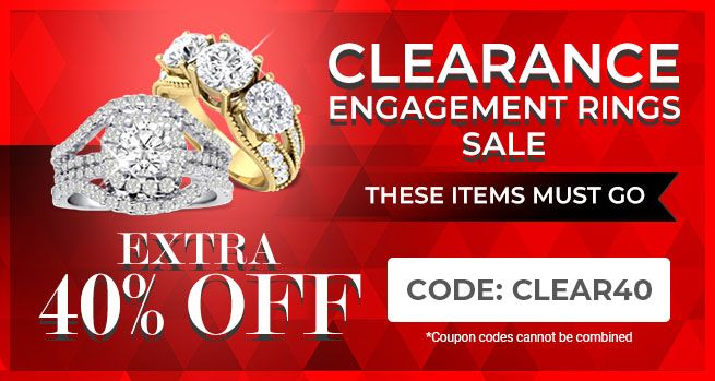 Clearance Sale. Extra 40% Off. Code: Clear40