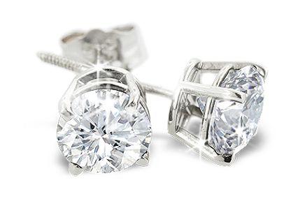 Win $5,000 Diamond Studs!