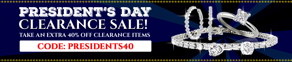 40% Off Clearance Sale!