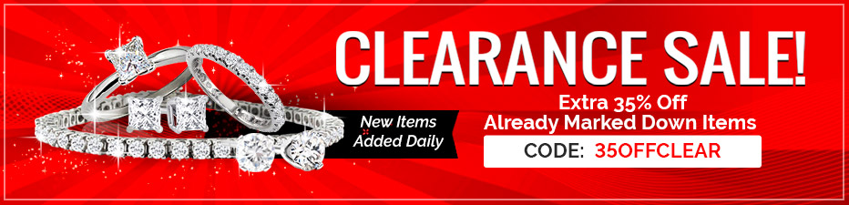 Extra 35% Off Clearance Items