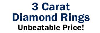 SuperJeweler Sells 3 Carat Diamond Engagement Rings at Unbeatable Prices