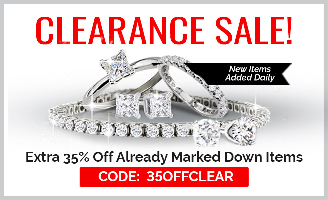 Extra 35% Off Clearance