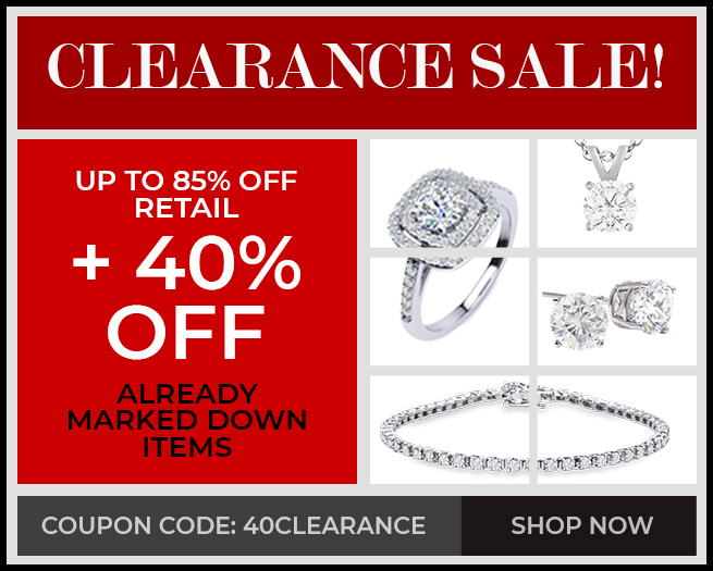 40 Off Clearance Sale