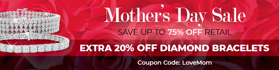 Extra 20% Off Your Purchase - Coupon: LoveMom