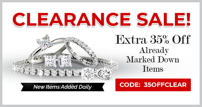 Extra 35% Off Clearance Sale